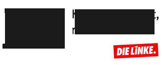 Logo mit Motto: Ja! Kiel entscheidet, nicht Konzerne!