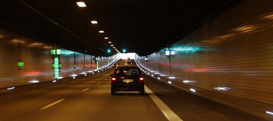 Tunnel (Symbolfoto)