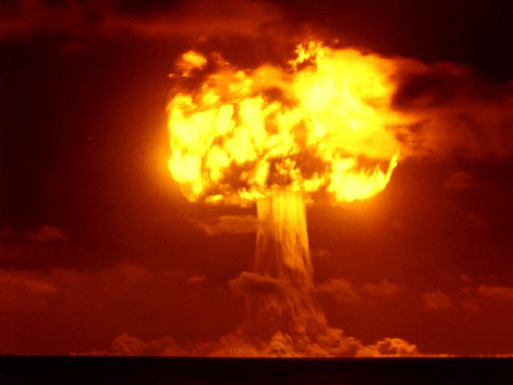 Atomexplosion Redwing Mohawk