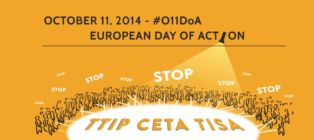 Stop TTIP CETA TISA