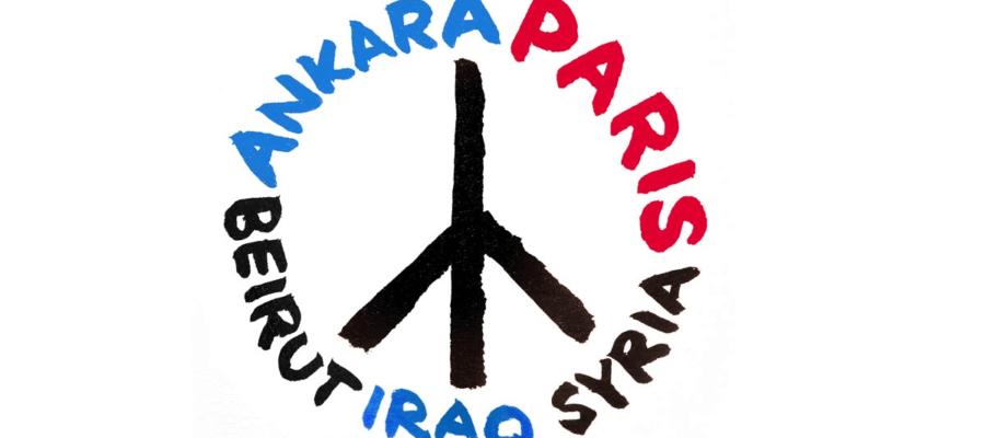Solidarität (mit Paris, Ankara, Beirut, Iraq, Syria)