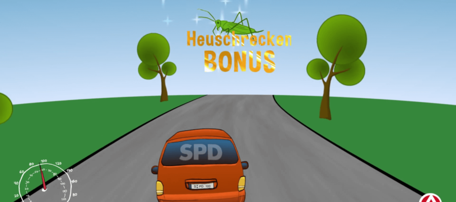 Special Move der SPD (Animations-Video)